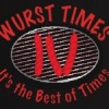 Wurst Times IV is This Saturday, May 24: Five Stages, Forty + Bands, Brats, Soda & Beer