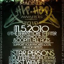 1st Annual Madison Hip-Hop Awards: An Impressive Show of Unity