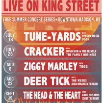 King Street Live Kicks Off This Week