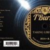 T BURNS – Taking Liberties