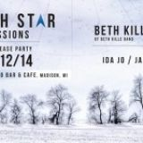 Beth Kille and Erik Kjelland Team Up for Holiday CD; Release Party at Crescendo on December 12