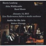 HARRIS LEMBERG TRIO – Live at Audio for the Arts